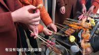 司门前中心幼儿园老师们的自助烧烤