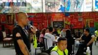 中国最大摩旅进藏队伍