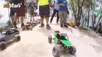 香港第一届 4x4 RC Fever 攀爬遥控车聚会