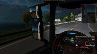 欧洲卡车模拟2联机/挪威山路