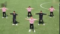明德小学课间操比赛示范学习视频