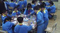 人教版五年級美術《無筆畫》獲獎教學視頻-天津優質課評比
