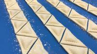 iba2018-RONDO瑞士龙都Starline自动成型生产线-包馅三角酥