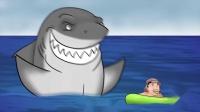 hishe毁结局系列《巨齿鲨》应该怎样结束