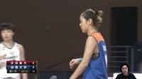 华科女篮VS中南女篮第一节:邓睿洁突破犀利至极,华科女篮领先8分