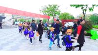 行走的力量  用脚步丈量世界  三色摇篮幼儿园大型亲子挑战体验活动  花絮