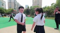 杭州市祥符艺术幼儿园大四班毕业纪念视频