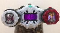 K2介紹假面騎士基傲 DX龍騎生存型騎士手錶【DX騎士手錶套裝第一套】