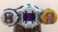 K2介紹假面騎士基傲 DX劍帝王形態騎士手錶【DX騎士手錶套裝第二套】