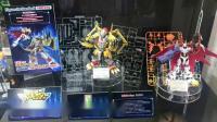 日本玩傢帶你去參觀FIGURE-RISE STANDARD繫列之戰鬥暴龍獸與奧米加獸(數碼寶貝)展示品