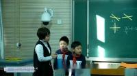 翼教版四年級數學《認識垂線》公開課教學視頻