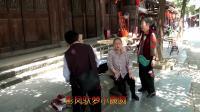 老年重游昭化古镇