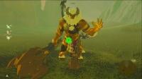 【旷野之息】大剑型黄金人马 无伤击杀