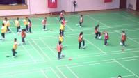 三年級體育《前腳掌運球》優秀教學視頻