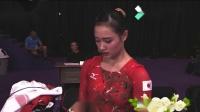 2018亚运会体操女子个人全能决赛第一组2