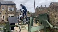 Jack Carthy isolation garden ride