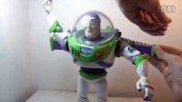 默默不然的玩具总动员 迪斯尼 巴斯光年
