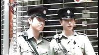[090706][娱乐新闻台]《无间风云》客串探班花絮采