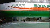 长荣航空B777-300ER组装影片