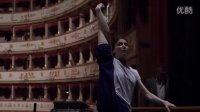 芭蕾舞明星 Svetlana Zakharova 演出前热身