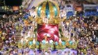 顶级视觉感受!巴西里约热内卢市桑巴城 延时移轴摄影!
