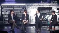 101012  JYJ   Showcase in Seoul   talk   在中 有天 俊秀
