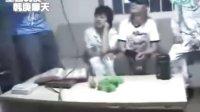 KMSuperJunior美少年宿舍大骚动2 partB(韩庚) 061024