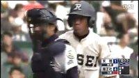 92回全国野球选手权大会 二回战 履正社×天理
