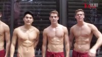 Abercrombie and Fitch _Topless Greeters_ on Orchar
