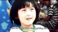 《爸爸去哪兒》同名主題曲英文版MV