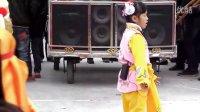 揭阳白塔新仓村2012元宵小女孩表演潮剧