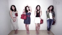 chriselle lim 搭配包包的四种方法How To Wear your Purse in 4