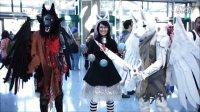 JEN 动漫博览会视频播客和推荐品 Haul  Vlog IMATS and Anime Expo