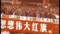 毛主席林副主席接见外宾及革委会代表