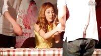 120524 Fansign Taeyeon