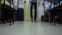 【刘卓教学3】poppin机械舞:moonwalk太空步教学视频