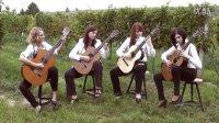 guitArtistas吉他四重奏《芦苇之舞》(出自Nutcracker Suite op.71 )