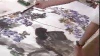 写意紫藤技法 (二)