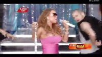 【音乐屋】优酷首发Mariah Carey 美国时代广场最新现场演绎Touch My Body