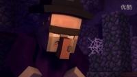 我的世界Minecraft动画   遭遇女巫!  - Slamacow