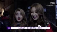[中字]4Minute-冷雨 Cold Rain(BTS  Music Video 150128)