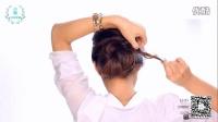 【小楠时尚频道】2分钟优雅盘发2-Minute Elegant BUN Hairstyle