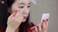 化妆入门20 怎么化一个通透光泽的底妆?化妆教程韩国裸妆 化妆教程初学者