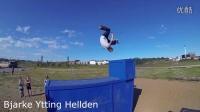 【洁癖男】2015红牛圣托里尼跑酷大赛提交视频:丹麦Bjarke Hellden