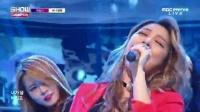 【风车·韩语】Ailee《管好你自己吧》Show Champion冠军秀1014现场版