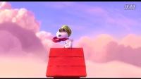史努比.花生剧场预告(2015)【电影速递】The Peanuts Movie CLIP - The Red Baron