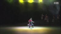 北舞民间舞系2011级:藏族羌姆黑帽咒师舞