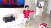 王梓丞跳舞