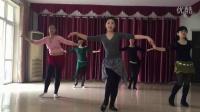 肚皮舞的柔美也就如此了!手臂及动作的连贯组合练习