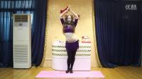 洛拉肚皮舞教学 基本功八字胯--下八 上海肚皮舞培训